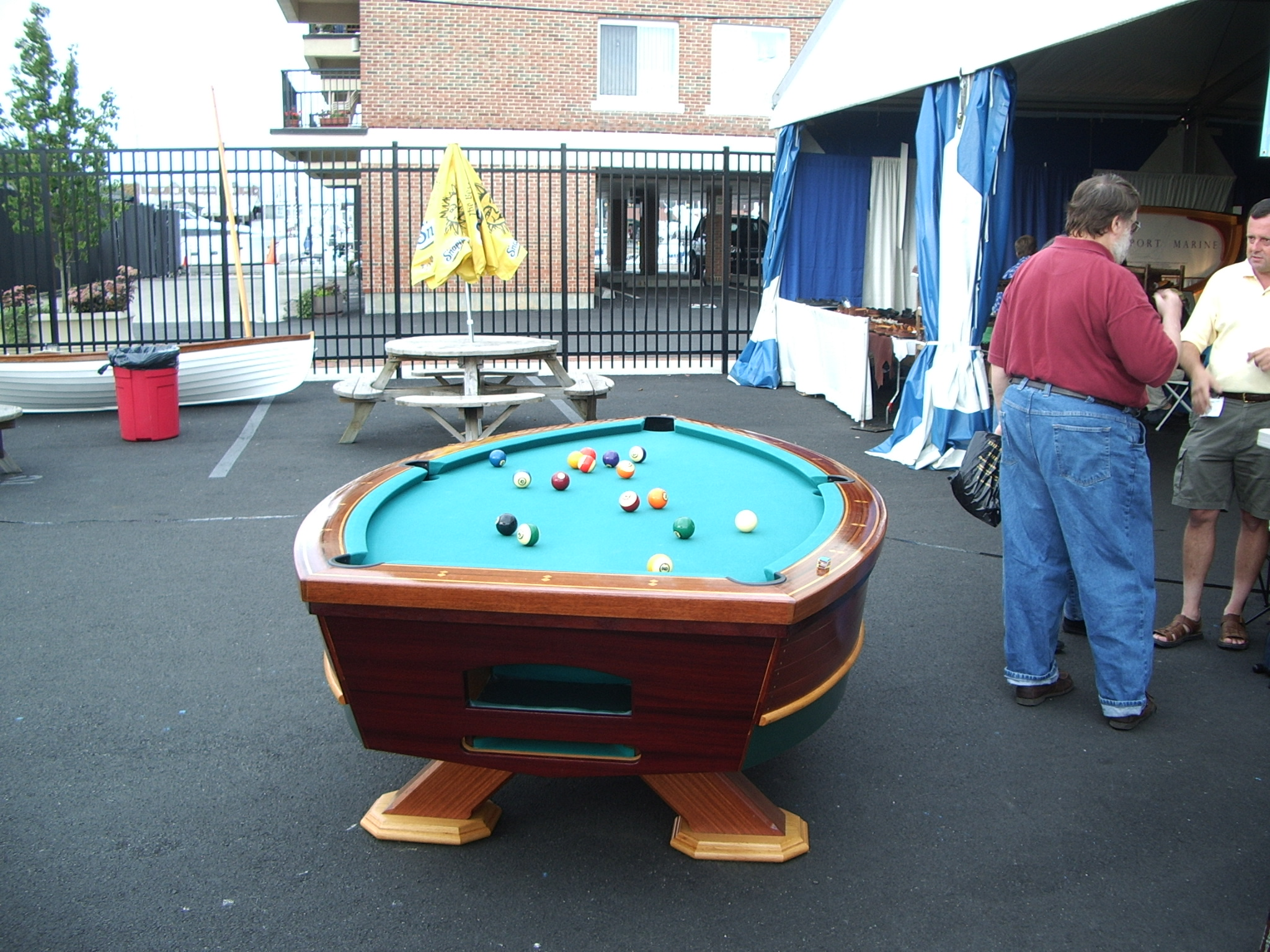 Pool Table   Newport, RI