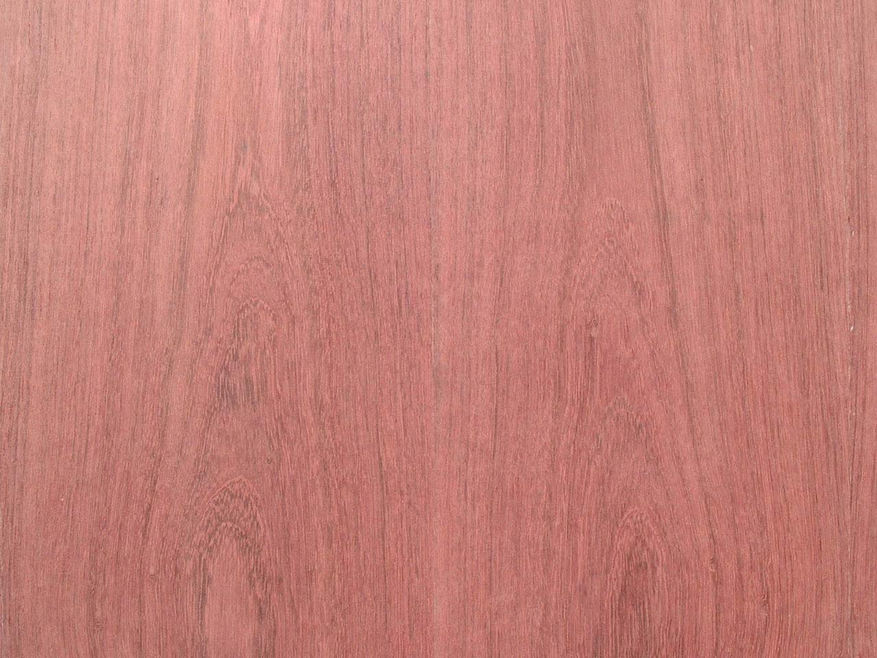 Purpleheart veneer deals on 1001 blocks for Purple heart flooring