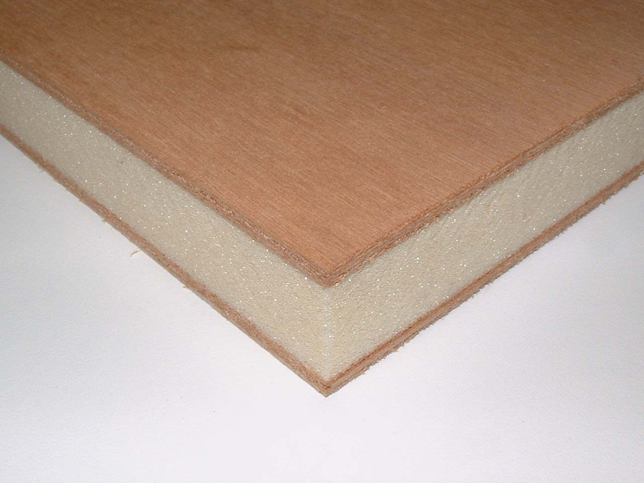 Foam Core Plywood