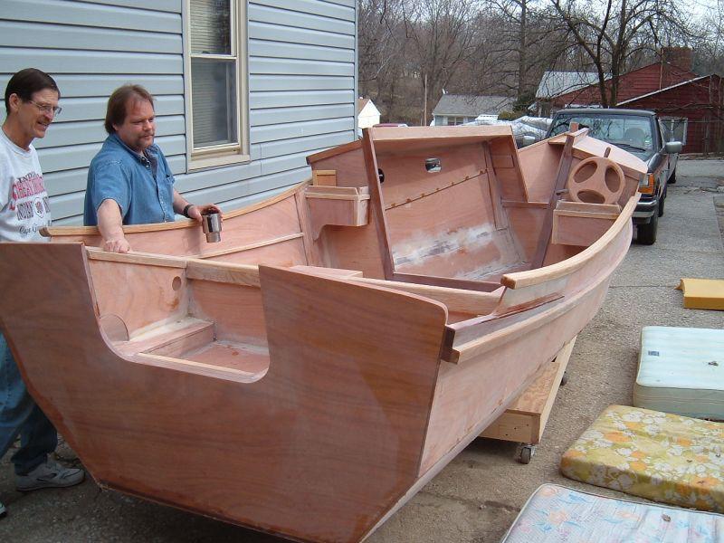 лодка строительство своими руками