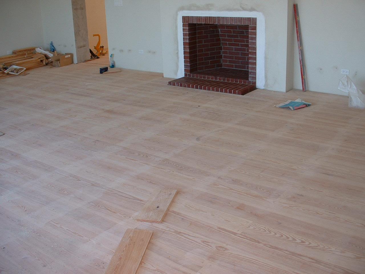 Marine Plywood Bathroom Floor : Kitchen bath